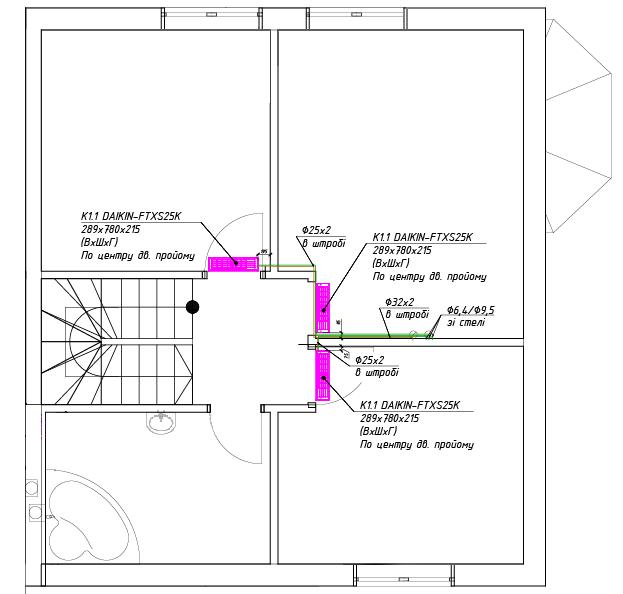 канальное кондиционирование в квартире